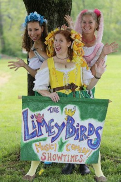 The LimeyBirds