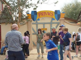 Of Privies and Privy Monsters
