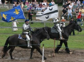 Jousting in the Olympics