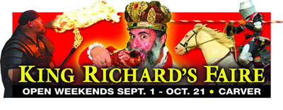King Richard&#8217;s Farie