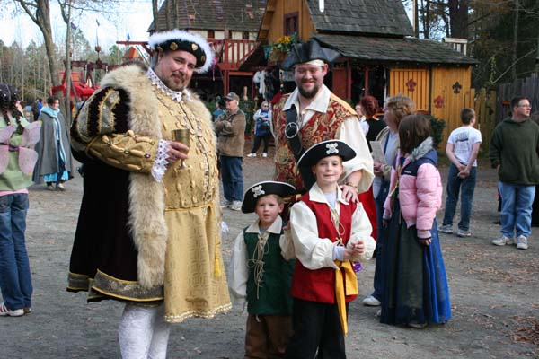 Halloween at the Ren Faire
