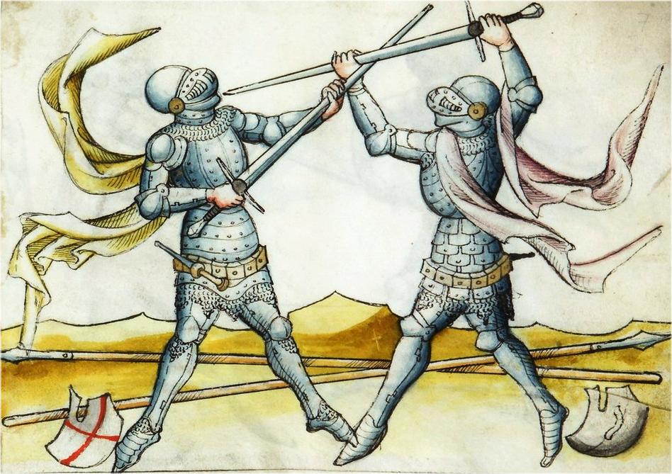 Knightly Weapons