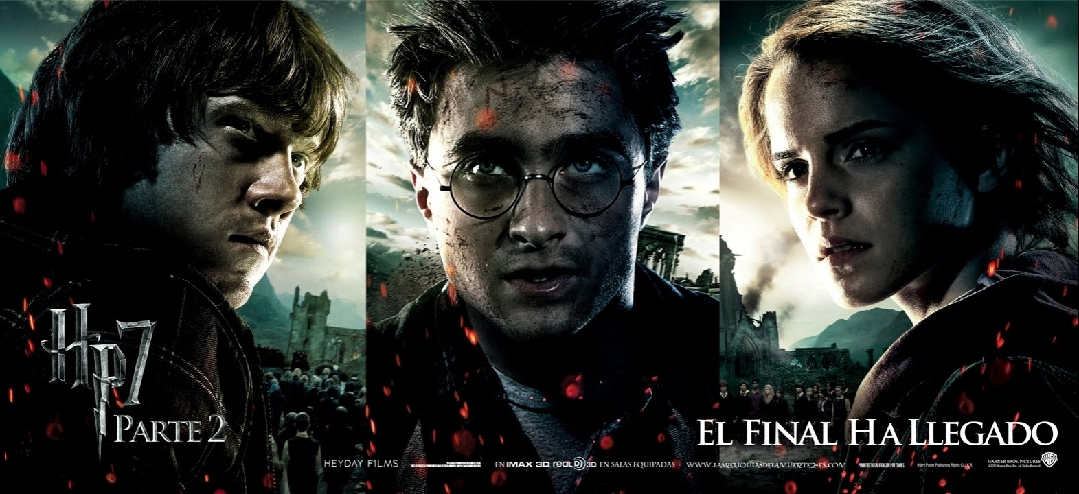 Harry Potter & the Deathly Hallows – Part 2