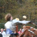 Jousting and Cnatloupes